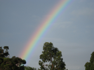 Dunsborough rainbow
